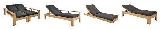 luxury outdoor furniture at teak warehouse