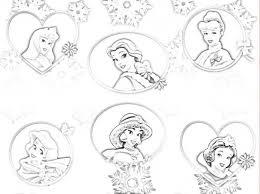 Disegni Da Colorare Per Bambini Principesse Disney Disegni Da
