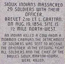 「Grattan massacre」の画像検索結果
