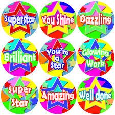 Superstar Weekly Reward Chart Details About 144 Superstar 30mm Childrens Reward Stickers For Teachers Parents Party Bags