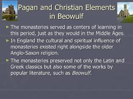 Beowulf Christianity Quotes Best of Beowulf My Powerpoint