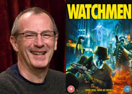 Dave Gibbons is the illustrator of Watchmen, the landmark graphic novel ... - Dave-Gibbons-on-Watchmen