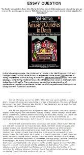 1984 Essay Topics George Orwell 1984 Essay Help