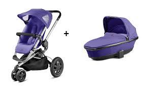 quinny buzz 3 stroller dreami purple