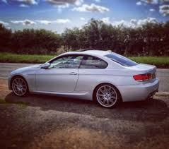 BMW Convertible bmw 335i coupe m sport for sale : BMW 335i Msport Coupe E92 2007 AUTO Silver 335 iDrive | in Harwich ...