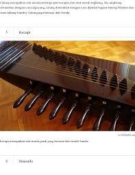 Ada juga alat musik yang terbuat dari ruas batang padi yang sudah tua, namanya adalah pupuik batang padi. 87 Gambar Alat Musik Beserta Asal Daerahnya Terbaik Gambar Pixabay