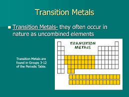 Elements and Their Properties - ppt download