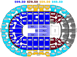 52 Qualified Quicken Arena Cleveland Seating Chart