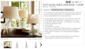 bottle lamps are all over the place right now and why shouldn t they be they go with any color scheme any decor style and come in all diffe styles