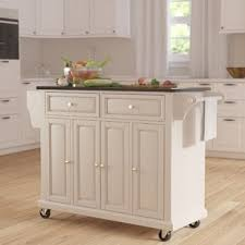 portable kitchen island for sale. Pottstown Kitchen Island With Granite Top Portable For Sale