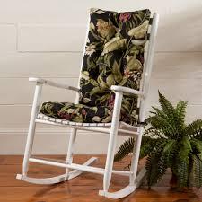 Indoor Outdoor Rocker Cushion Set