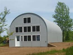 Quonset Hut Homes   Building Styles   Prices  amp  Estimates x Quonset home kit building in steel