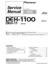 pioneer deh 2100 manuals pioneer deh 2100 service manual