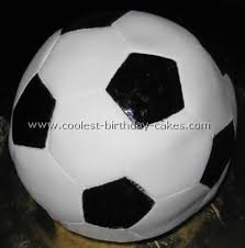 How To Decorate A Soccer Ball Cake Coolest Soccer Cake Ideas to Make Awesome Soccer Cakes 88