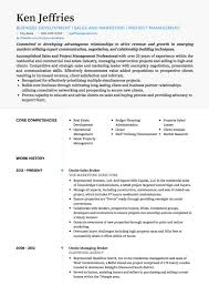 Project Manager Cv Examples Templates Visualcv
