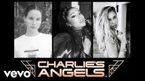 Ariana Grande, Miley Cyrus - Don't Call Me Angel (feat. Lana Del ...