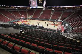 Keyarena Section 115 Basketball Seating Rateyourseats Com