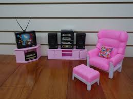 barbie doll house furniture sets. Gloria, Barbie Doll House Furniture, Kitchen, Dining, Entertainment, Living Room Play Furniture Sets