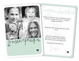 Einladungskarten Zur Jugendweihe Und Lebendwende Marienkäfer