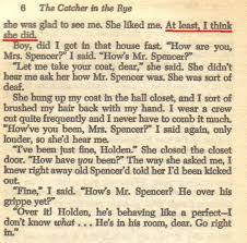 catcher in the rye thesis < homework academic service catcher in the rye thesis