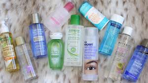 best eye makeup remover frugal fridayz best worst makeup removers you