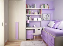 Small Purple Bedroom Bedroom Excellent Small Bedroom With White Purple Single Bed