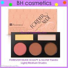 new bh cosmetics forever sculpt glow light