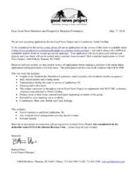 Introductory Letter Introductory Letter To Travelers 2019 Lumberton Nc
