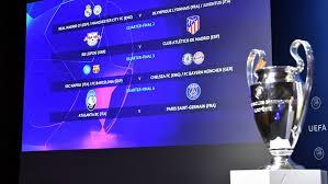 Chelsea's 2020/21 champions league goals. Champions League Auslosung Fc Bayern Konnte Im Viertelfinale Auf Barcelona Treffen Technische Panne Bei Der Auslosung Sudwest Presse Online