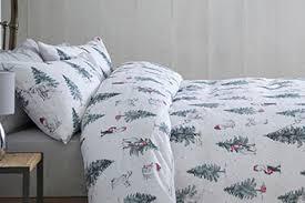 Christmas Bears Bed Set