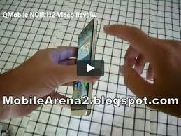 QMobile NOIR i12 Video Review in Urud ...