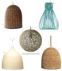 woven pendant light woven pendant lights ii blog woven pendant lamp shade