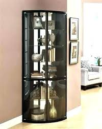 how to install glass shelves in china cabinet replacement for curio cabinets
