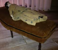 Vintage fainting couch Psychiatry zoom Etsy Fainting Couch Vintage Doll Sized Fainting Couch Miniature Etsy