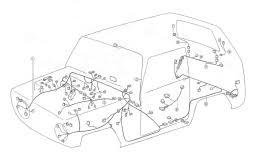 daihatsu f70 f75 f77 fourtrak harness wiring diagram automotive daihatsu f70 f75 f77 fourtrak harness wiring diagram
