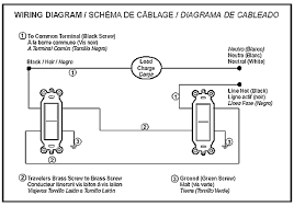 3 way or three way switch maintenance and troubleshooting 3 way circuit wiring diagram