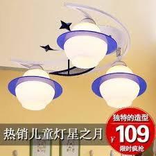 kids room ceiling lighting. childrenu0027s lamps cartoon ceiling light bedroom lights kids room lamp moon and star 8035 colorful led rgb lighting n
