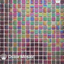 glass mosaic tile free iridescent glass mosaic tile for bathroom and kitchen and outdoor wall glass mosaic tile