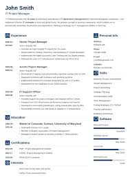 Template 20 Resume Templates Download Create Your In 5 Minutes