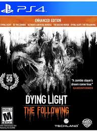 Dying Light Compare Prices Dying Light The Following Free Region Playstation 4
