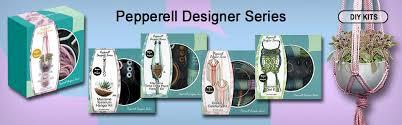 macramé cords home décor and candle wicks for pepperell braiding company