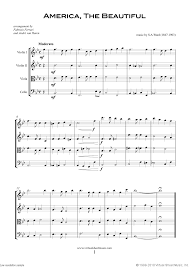 god bless the usa sheet music free patriotic sheet music and songs for string quartet usa tunes and songs