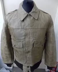 gino leather emar main zipper men s type a 2 er leather jacket made in usa e 53 2 kg