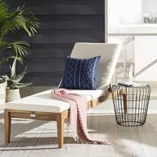 Modern Outdoor Lounge Furniture