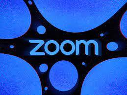 Zoom meeting IDs ...