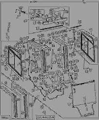 cab enclosure w header mounted wiper loader, skid steer john John Deere 332 Wiring Diagram back to post john deere 317 skid steer wiring diagram wiring diagram for john deere 332