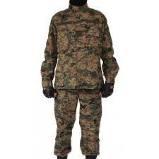 Russian Tactical Camo Acu Uniform Marpat Digital Bars