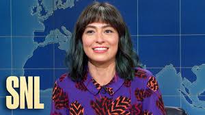 Weekend Update: Melissa Villaseñor on How to Quarantine Alone ...