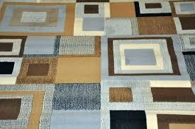 white chevron area rug project 62 black