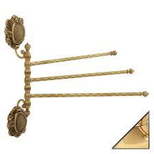 <b>Полотенцедержатель Migliore Cleopatra</b> ML.CLE-60.754.DO золото
